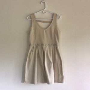 Open back AE dress